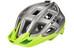 KED Crom helm grijs/groen